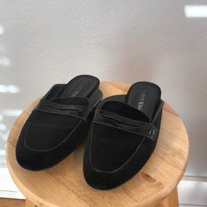Shoes - Black Loafers